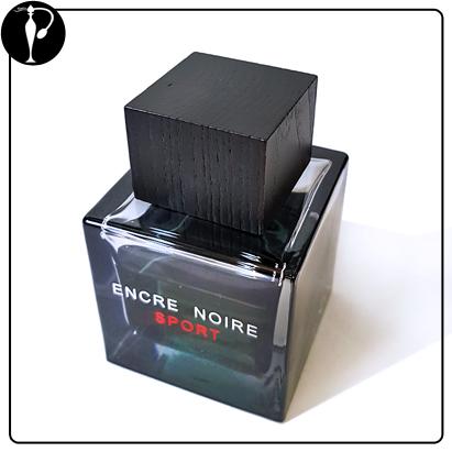 Perfumart - resenha do perfume Lalique - ENCRE NOIRE SPORT