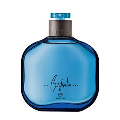 Perfumart - resenha do perfume Natura - Biografia Masculino
