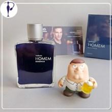 Perfumart - resenha do perfume Natura - Homem Essence