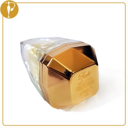 Perfumart - resenha do perfume Paco - Lady Million Eau My Gold