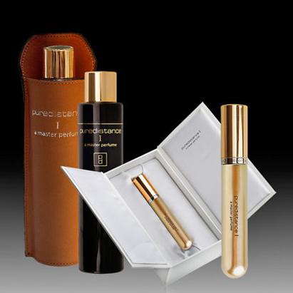 Perfumart - resenha do perfume Puredistance I