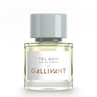 Perfumart - resenha do perfume Gallivant - Tel Aviv