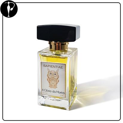Perfumart - resenha do perfume Sapientiae - A Glória da Manhã