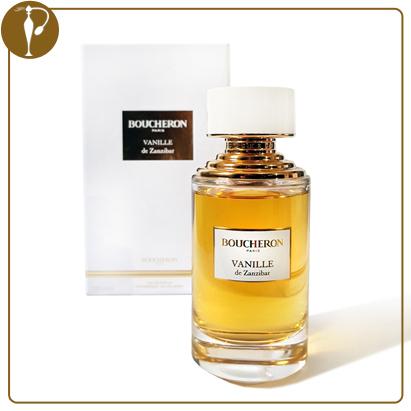 Perfumart - resenha do perfume Boucheron - Vanille de Zanzibar