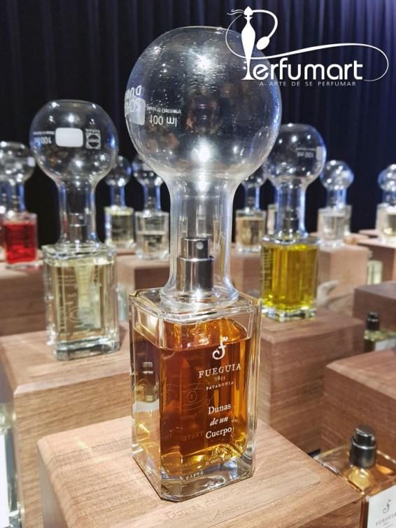 Perfumart BsAs 2017 - Fueguia novo frasco
