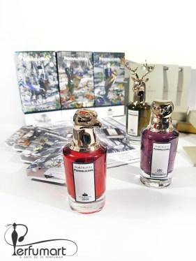 Perfumart - Passeios NYC - Penhaligon's bottles 2