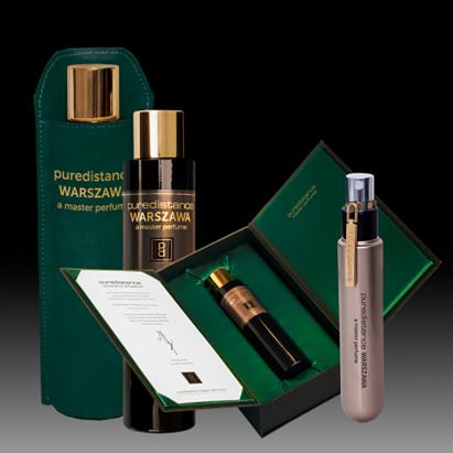 Perfumart - resenha do perfume Puredistance Warszawa