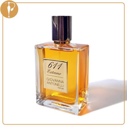 Perfumart - resenha do perfume Giovanna Antonelli - 611 Extremo