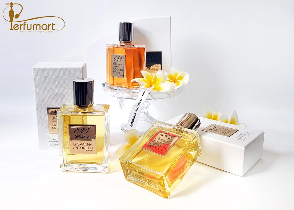 Perfumart - post Giovanna Antonelli - testada