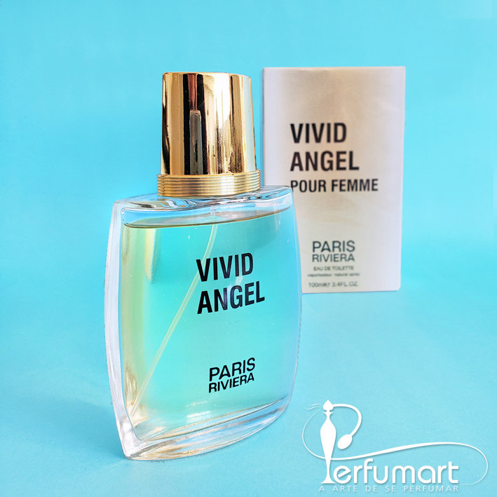 Perfumart - post Paris Riviera feminino