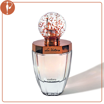 Perfumart - resenha do perfume Eudora - La Victorie