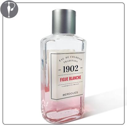 Perfumart - resenha do perfume Berdoues - 1902 Figue Blanche