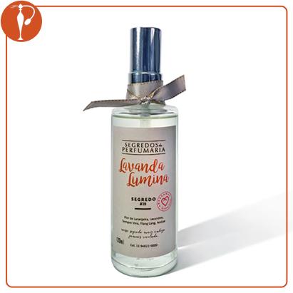 Perfumart - resenha do perfume Segredos - Lavanda Lumina