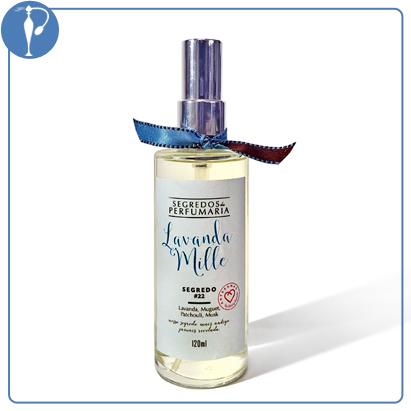 Perfumart - resenha do perfume Segredos - Lavanda Mille