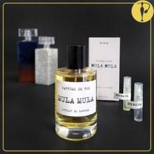 Perfumart - resenha do perfume Byron - Mula Mula