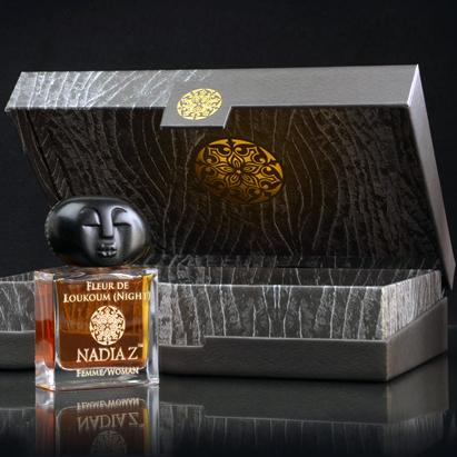 Perfumart - resenha do perfume Nadia Z - Fleur de Loukoum Night