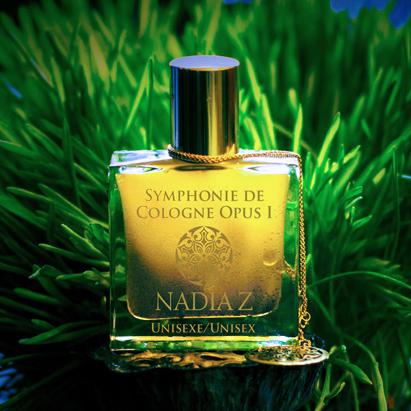 Perfumart - resenha do perfume Nadia Z - Symphonie de Cologne Opus I