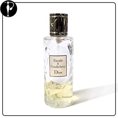 Perfumart - resenha do perfume Dior - Escale à Pondichéry