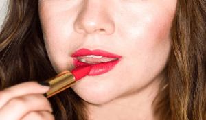 Lead in Lipstick
