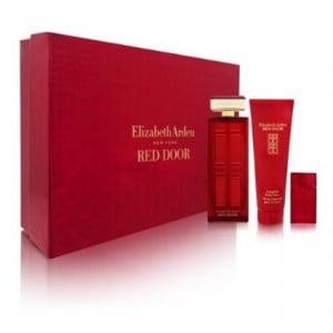 d4cc03f489a9a Elizabeth Arden Red Door for Women-3 Pc Gift Set - Perfume Bargains Plus