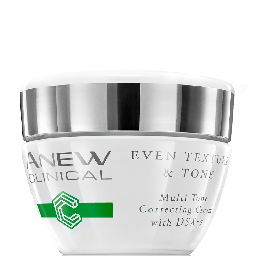 Anew Clinical Even Texture & Tone Cream SPF35 by AVON