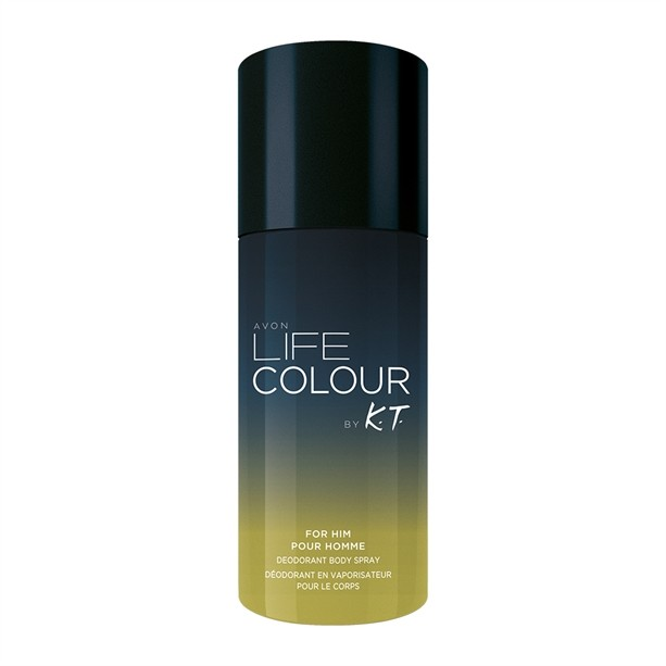 Avon Life Colour for Him Deodorant Body Spray - 59568