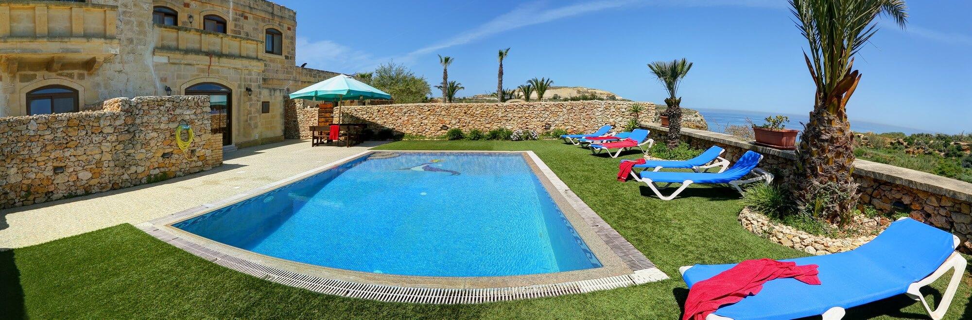 Villa Savona Pergola Farmhouses Gozo
