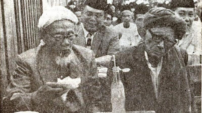Biografi Kiai Bisri 'Syansuri' dari Pati Jombang