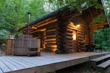 La cabane trappeur