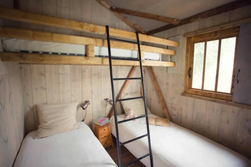 Cabane Lodge du Camping L'Offrerie