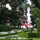 La pagode chinoise des jardins d'Eyrignac