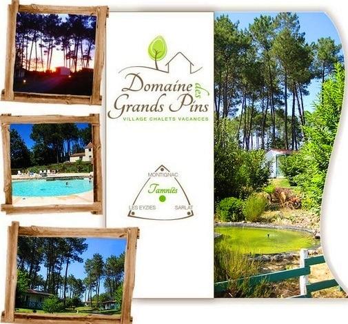 Domaines Des Grands Pins Village De Vacances à Tamnies