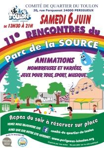 Rencontres de la Source @ Par de la Source | Périgueux | Nouvelle-Aquitaine | France