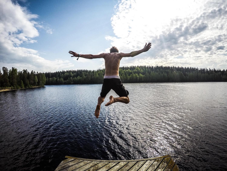 Kestävä loma Suomessa