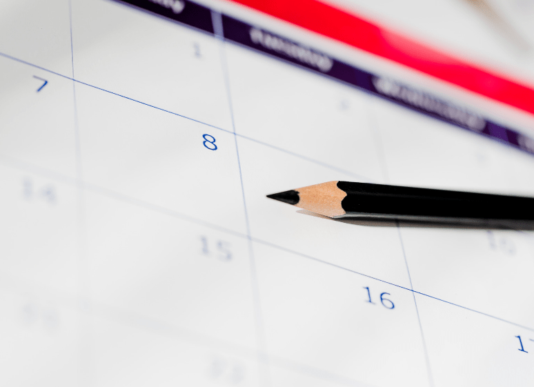 How To Plan Your Annual Training Calendar