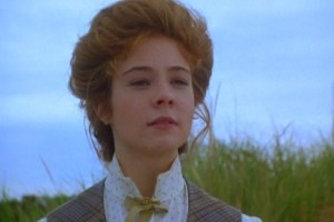 Anne Shirley, of Green Gables