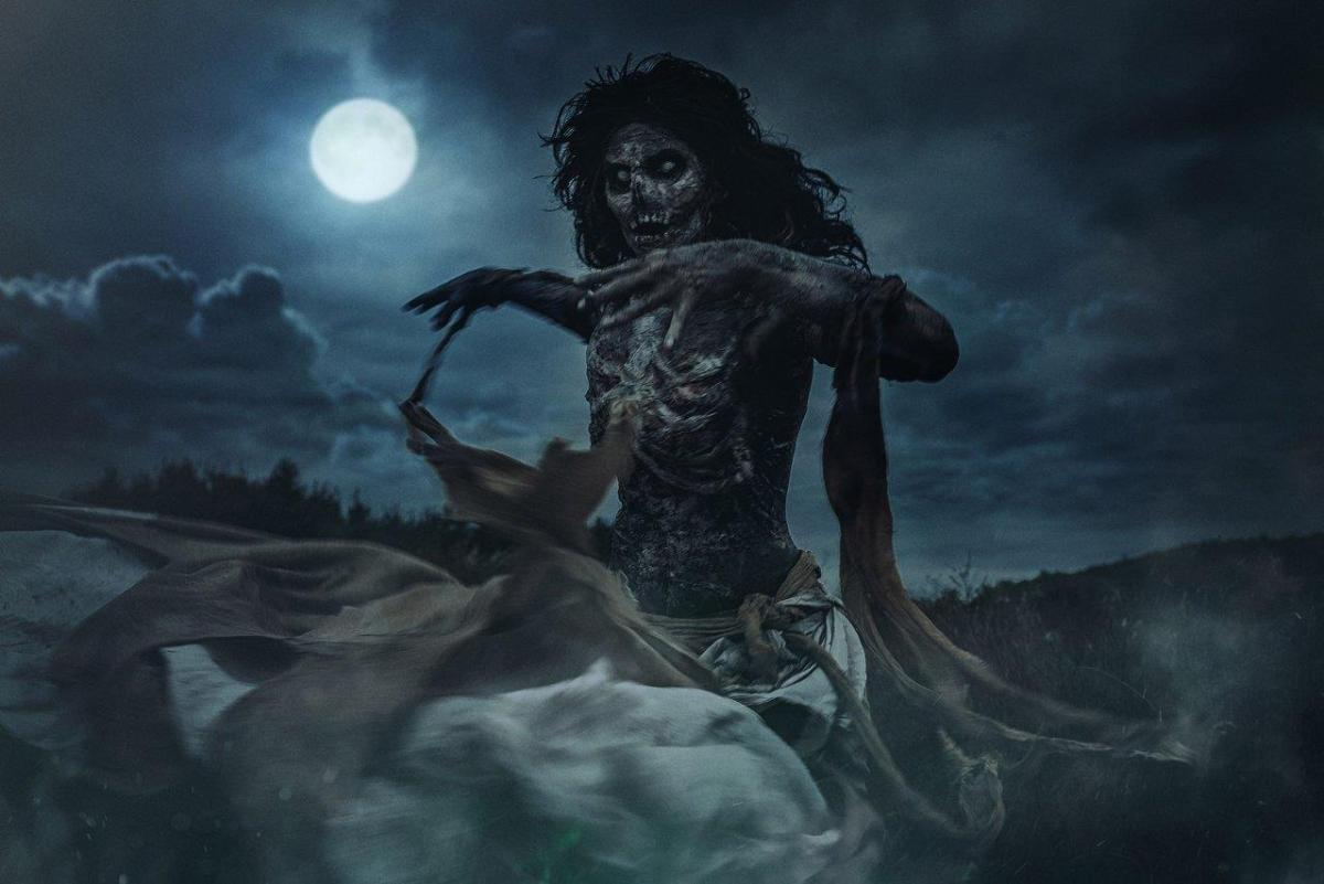 Image Credit: Nightwraith - Witcher 3 Cosplay by Elena Samko