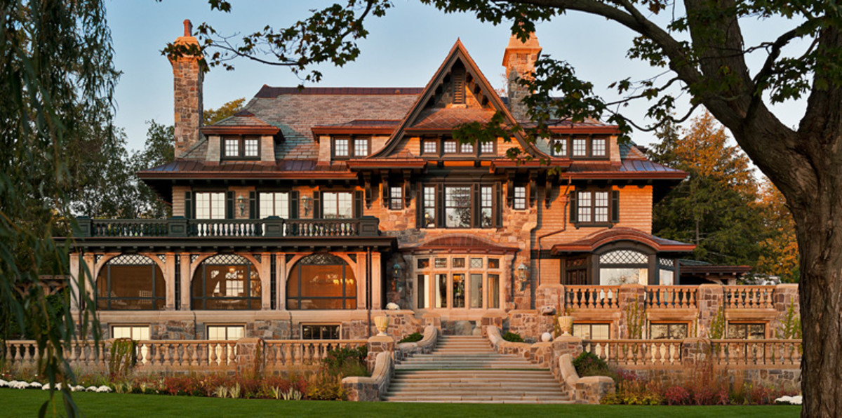 Renovating A Powerful Shingle Style Home Period Homes