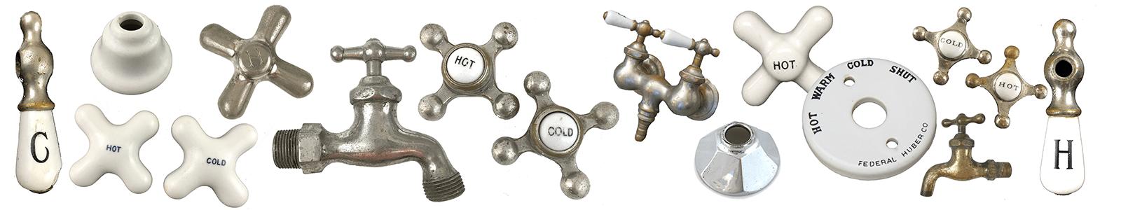 antique bath items antique faucets