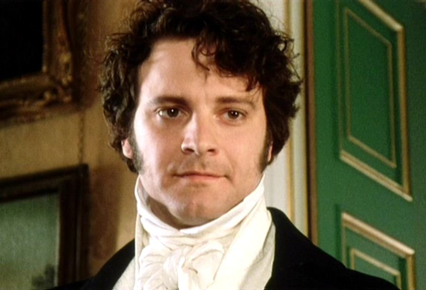 Colin Firth Mrs. Darcy Jessica Simpson Cheesy Song of the Day