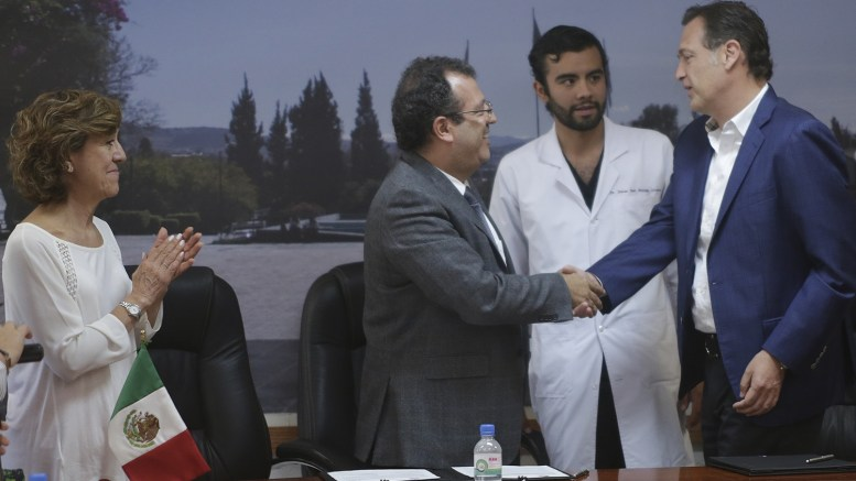 El Municipio de Corregidora y la Universidad Autónoma de Querétaro (UAQ), firmaron un convenio de colaboración