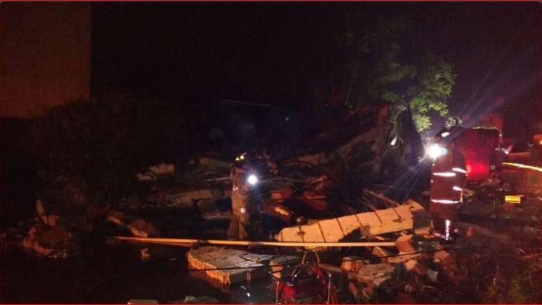 Explosión por gas LP en Tequisquiapan deja una persona muerta y dos heridas