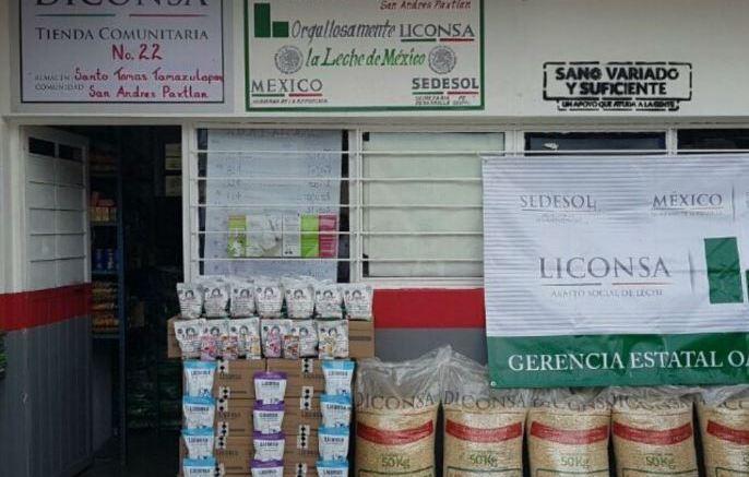 Asaltan LICONSA en Pinal de Amoles, se llevan 1.9 millones de pesos; no hubo detenidos.Foto de carácter informativo.
