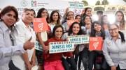 Abigail Arredondo toma protesta como nueva dirigente del OMNIPRI en Querétaro