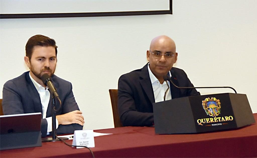 Busca MAV reforzar seguridad en plazas comerciales de Querétaro