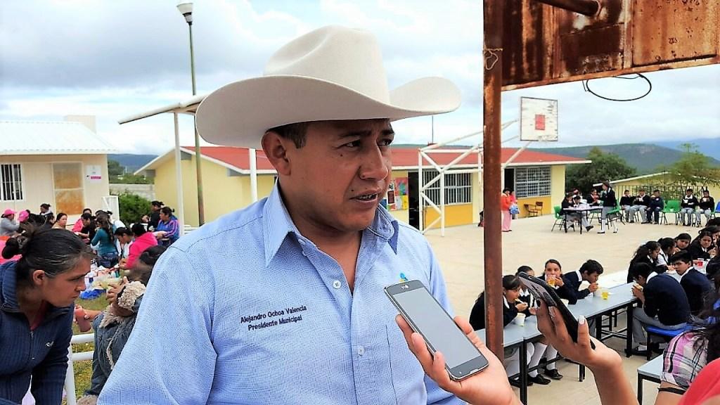 El Presidente Municipal de Colón, Alejandro Ochoa confirmo elenco de la Feria de Colón 2017.