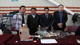 Proyecto de estudiantes del IPN aprovecha el agua del regaderazo.