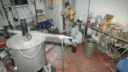 Localizan narco laboratorio en Ezequiel Montes
