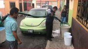 Servicio irregular de agua potable que brinda la CEA origina molestias a ciudadanos de Querétaro