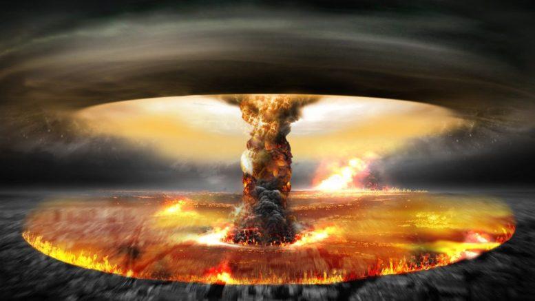 Naciones del mundo poseen 15 mil bombas nucleares; miles pueden lanzarse en cualquier momento